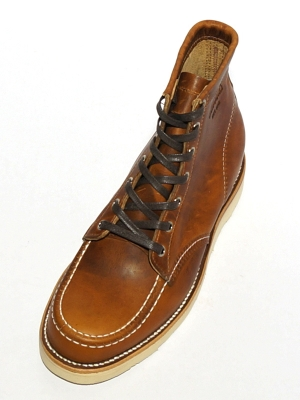 Chippewa 6 Moc Toe Wedge - Tan Renegade