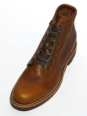 Chippewa 6 Service Boots - Tan Renegade