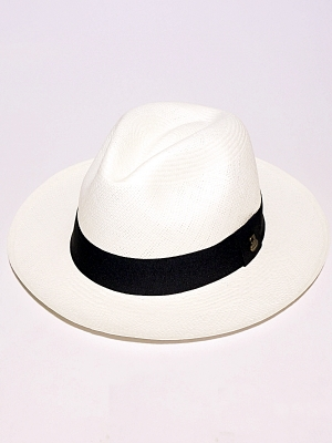Ecua-andino Panama Classic - White