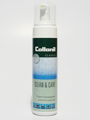 Collonil Cleaner & Care (거품클리너)