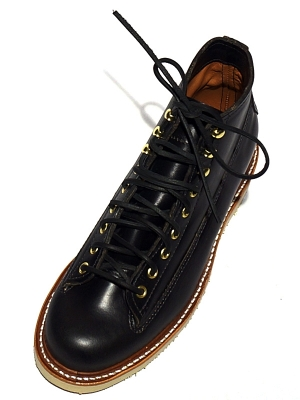 Chippewa Reserve Line 1958 5-in Original Lace To Toe Wedge - Black