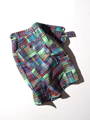 GOTT Patchwork Pants - Lure at. Exclusive