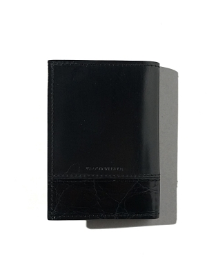 Paolo Vitale Cards - Black