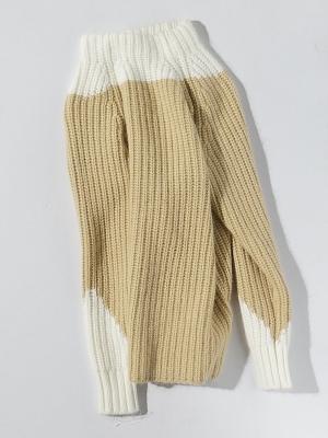Jrium Angora Chunky Knit SP - Beige