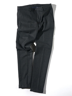 Germano 3E 9646 Wool Pants -Navy