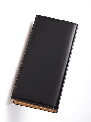 Sacco Long Wallet - Black