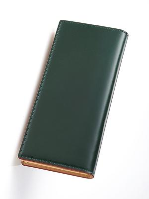 Sacco Long Wallet - Green