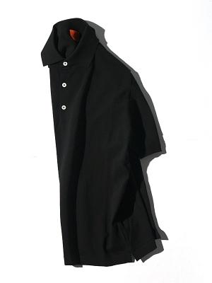 Andersen Andersen Polo Shot Sleeve - Black