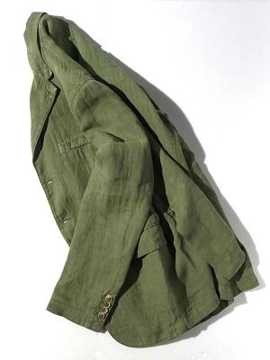 Man1924 Kennedy Jacket 1727 - Light Green