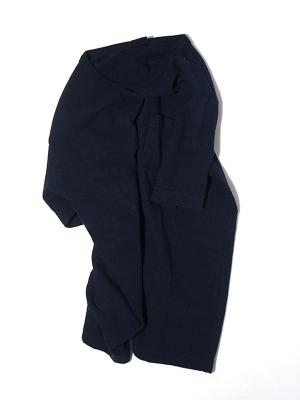 Oriental United Loopwheel T shirt - Navy