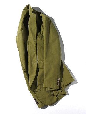 Man1924 Kennedy Jacket 171830 - Green