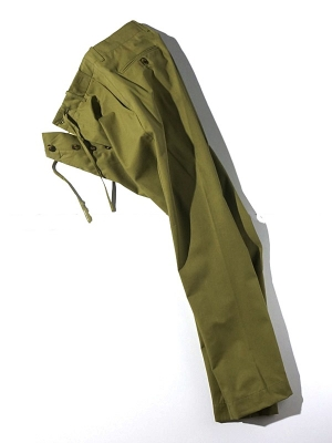 Man1924 Pants 171830 - Green