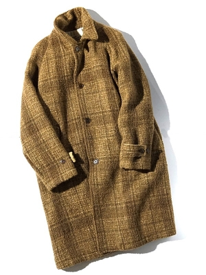 East Harbour Surplus Darren Coat - Brown
