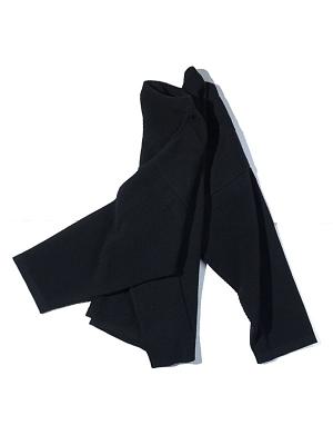 Yashiki Kawara Knit - Black