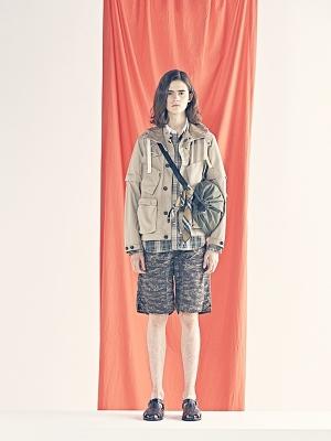 Eastlogue Cbr Shorts - Tiger Camo