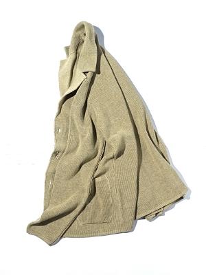 Mc Lauren Garrison Knit Jacket - Beige