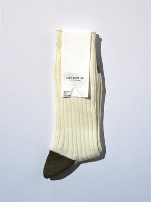 Lady White Co Socks - Natural