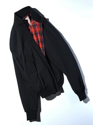 Baracuta G9 Origianl Jacket - Black