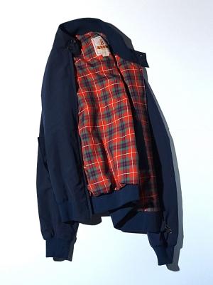 Baracuta G9 Origianl Jacket - Navy