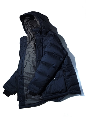 Eastlogue Utility Parka - Navy