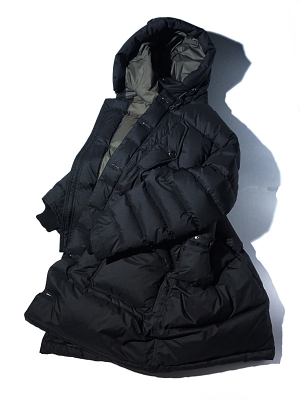 Eastlogue RAF Cold Weather Down Parka - Black