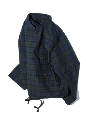 Eastlogue Pullover Shirt - Black Watch