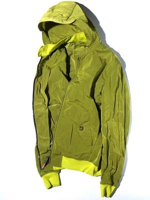 Baracuta Hooded Military Jacket - Apple