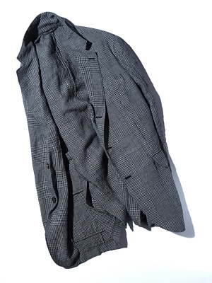 Man1924 Jacket 2026 - Grey Check