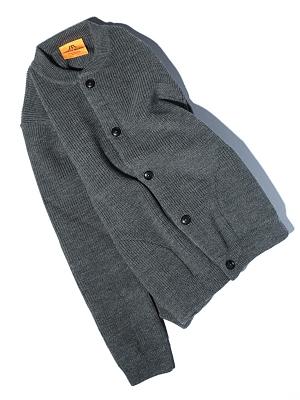 Andersen-Andersen Skipper Jacket - Grey