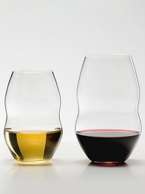 Riedel Swirl Wine Glass