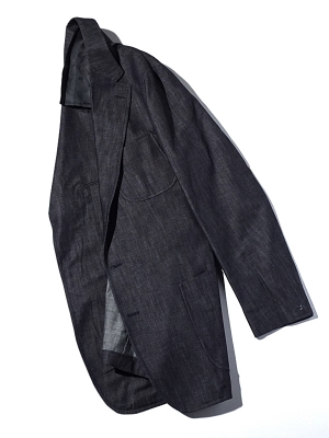 East Harbour Surplus Naples Tailor Jacket - Denim