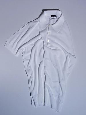 Morgano Polo Shirts - White