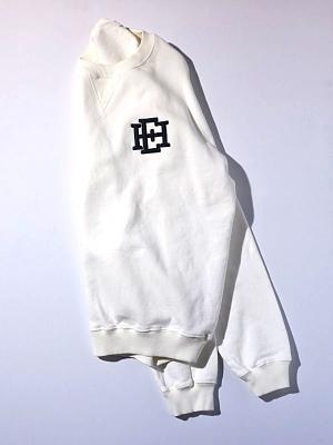 East Harbour Surplus Stones Washed Sweatshirts - White